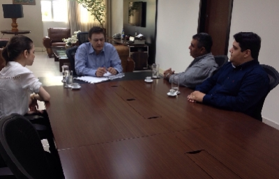 TV UCMMAT - II Fórum Municípios foi tema de reunião entre UCMMAT e TCE-MT