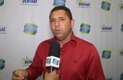 Presidente da Câmara de Nova Brasilândia visita UCMMAT