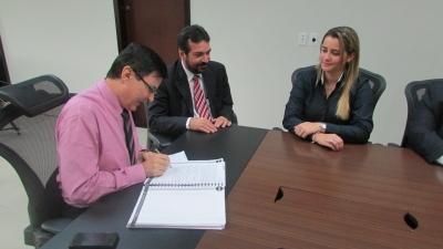 TV UCMMAT - Limite de gastos das Câmaras Municipais é tema de reunião com presidente do TCE/MT