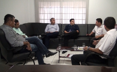 TV UCMMAT - Vereador e Dep Estadual eleito, Coronel Taborelli realiza visita ao presidente da UCMMAT