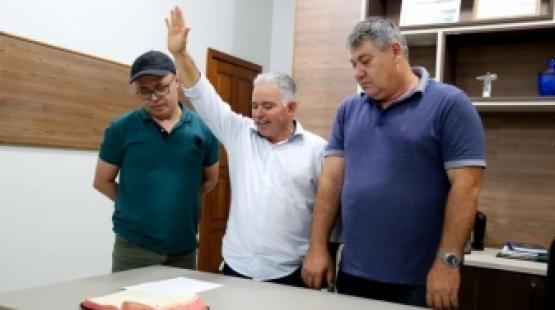 Suplente de vereador Pedro de Góis (PSC) assume vaga no Legislativo por 30 dias