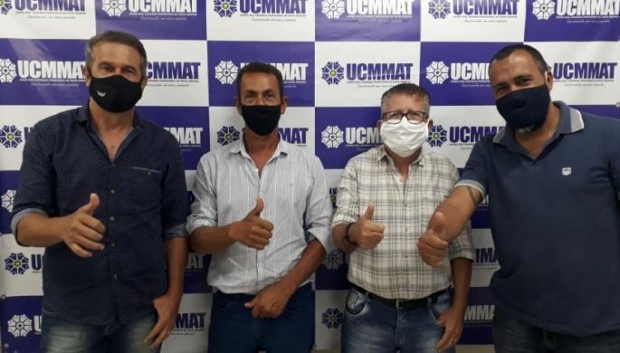 Vereadores de Barra do Garças visitam a UCMMAT