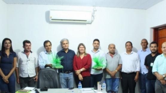 Poderes de Vila Rica buscam agilidade para descentralização da SEMA