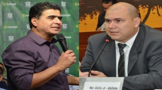 Vereador Abilio Jr. denuncia prefeito por uso indevido da verba de comunicação