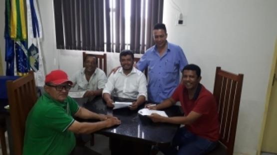 Câmara de Vila Bela assina termo aditivo e reforça parceria com a UCMMAT