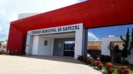 Câmara do Município de Sapezal antecipa duodécimo ao Executivo para ações de combate a pandemia.