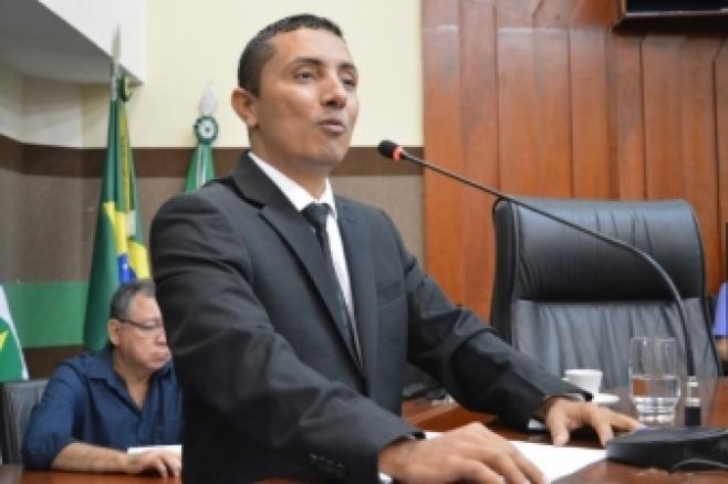 Cinegrafista e jornalista Clebinho Borges chega à Câmara Municipal de Cuiabá