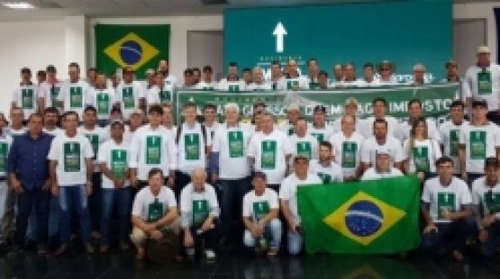 Vereadores de Água Boa apoiam 'Movimento Mato Grosso Forte'