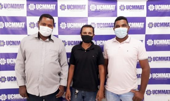 Vereadores de Indiavaí e Itiquira/MT