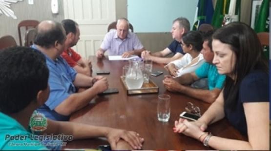 Marta Dalpiaz é indicada líder do prefeito e vereador Léo Boy cobra cronograma de ações da secretaria de transportes