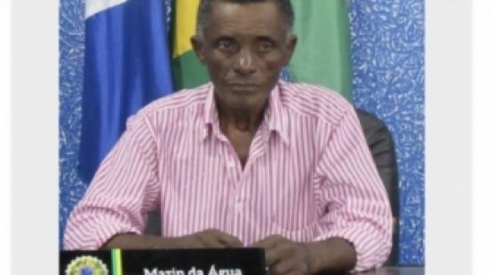 São Félix do Araguaia: Vereador Mazinho da Água morre aos 57 anos